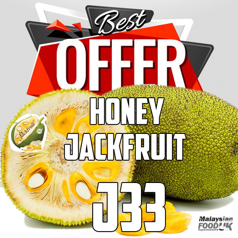 The Best Jackfruit in Malaysia